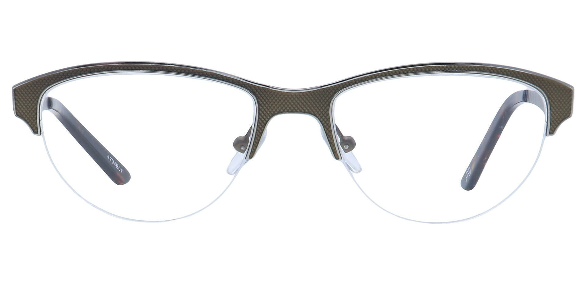 Joan Cat-Eye Reading Glasses - Brown