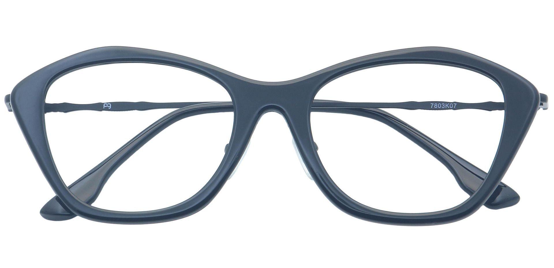 Presley Cat-Eye Prescription Glasses - Black