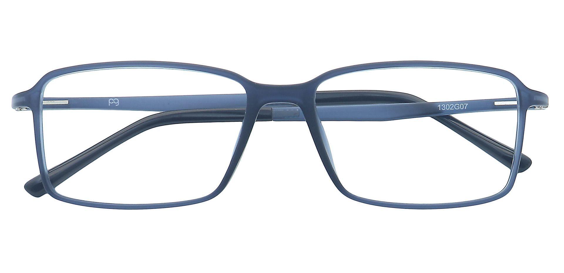 Logan Square Non-Rx Glasses - Gray