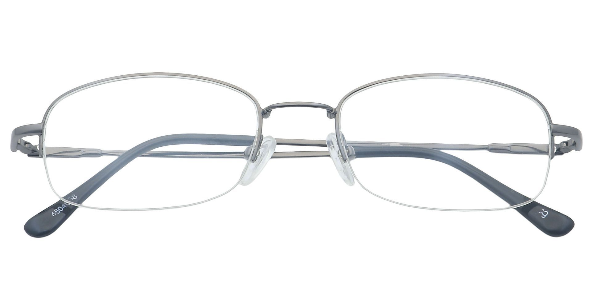 Juniper Oval Prescription Glasses - Gray