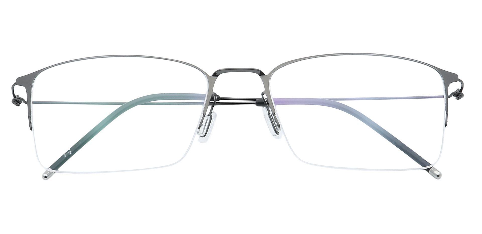Rita Rectangle Prescription Glasses - Black