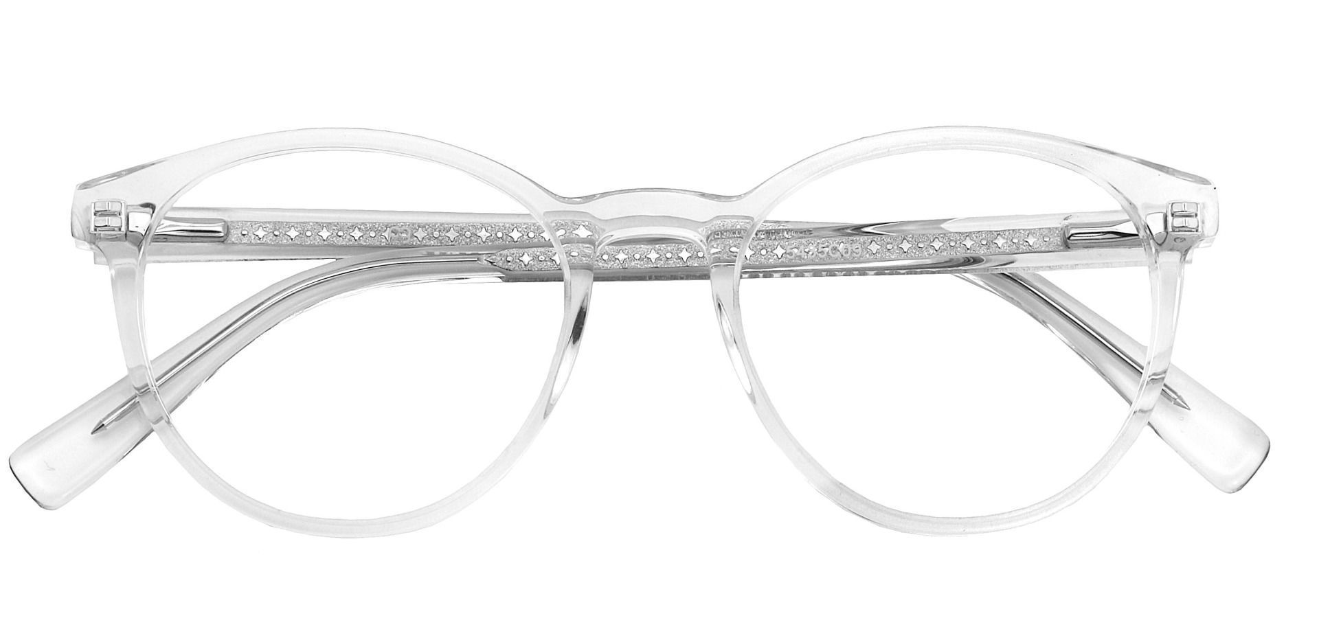 Stellar Oval Prescription Glasses - Clear