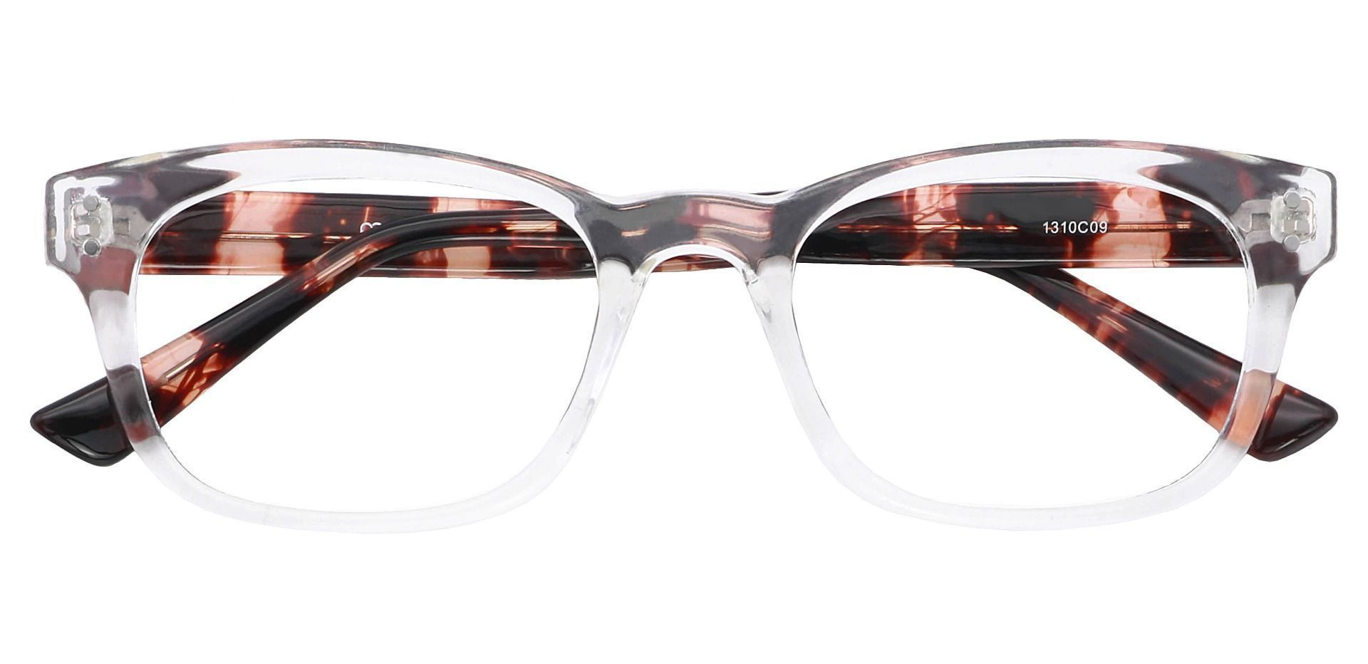 Hanover Oval Prescription Glasses - Clear