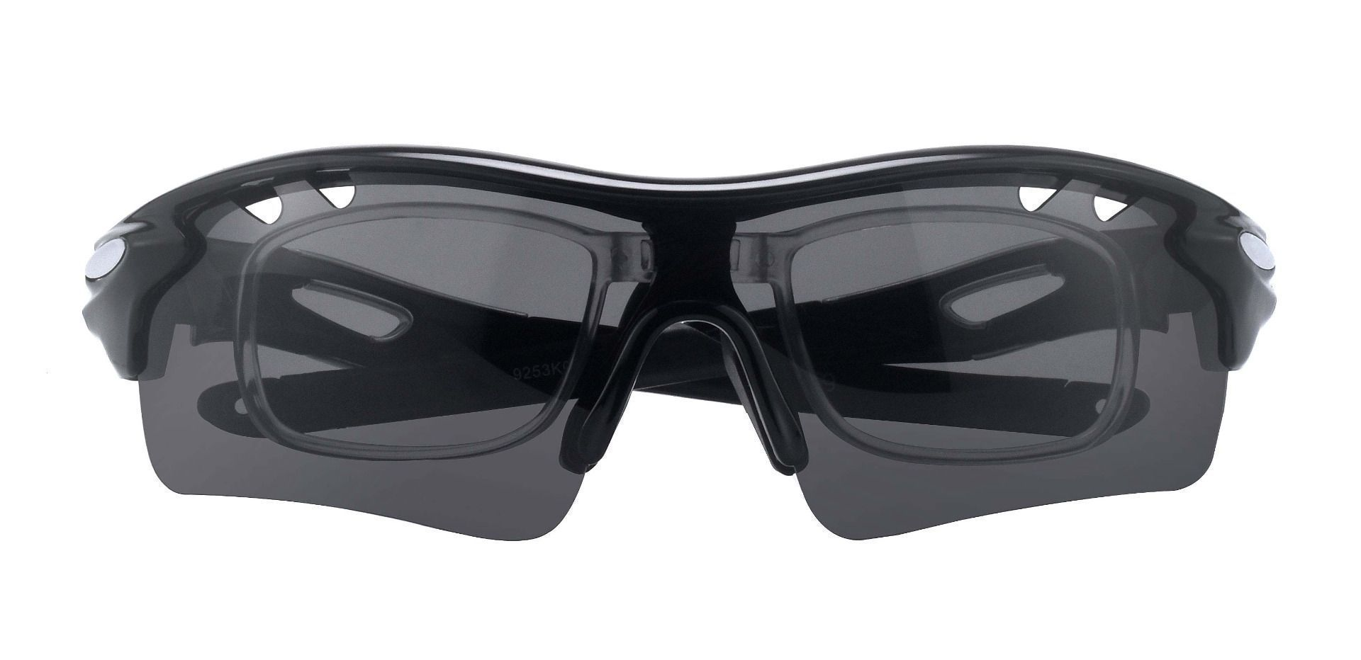 Jackson Sport Glasses Prescription Glasses - Black