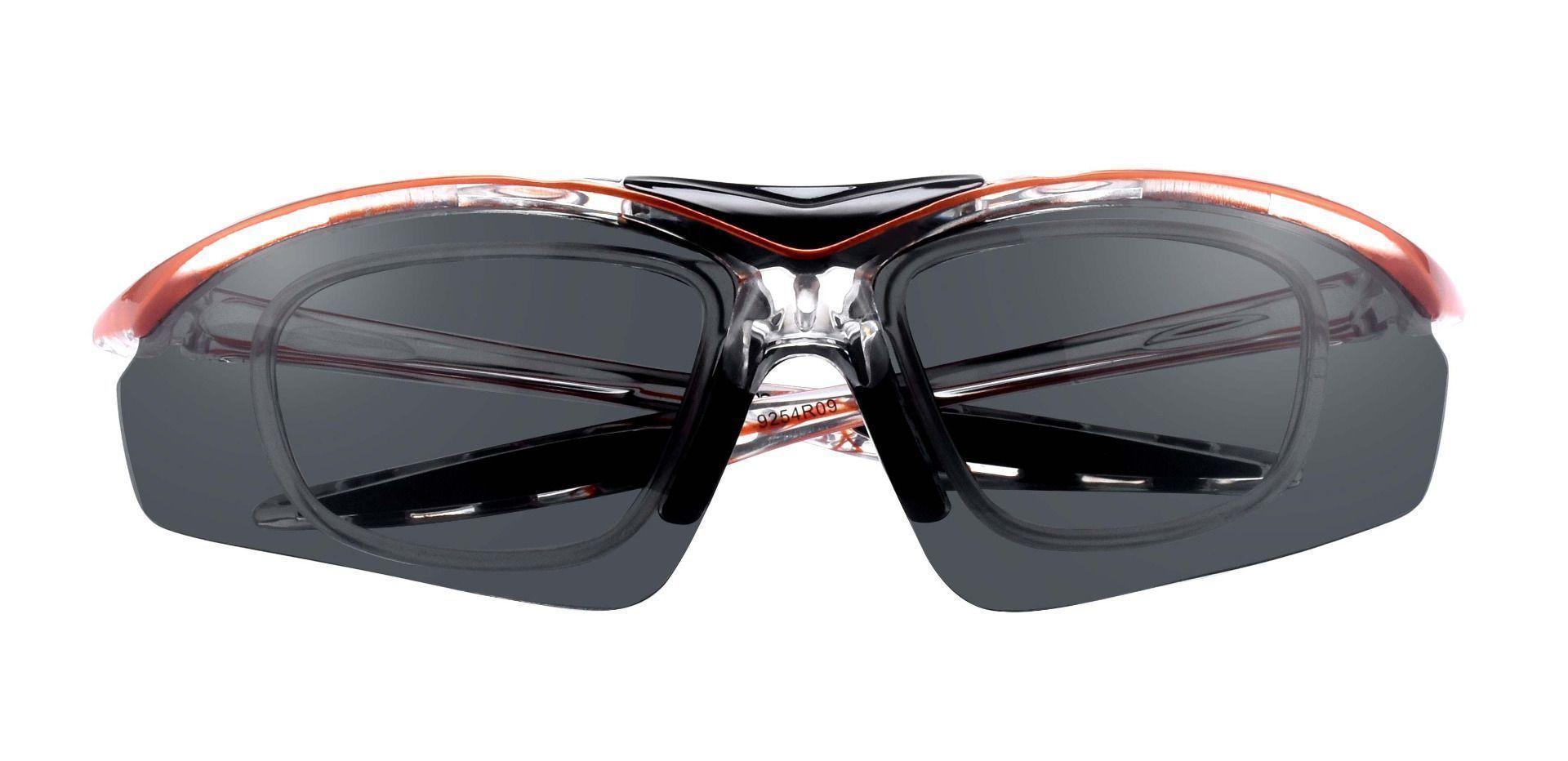 Sullivan Sport Glasses Prescription Glasses - Orange