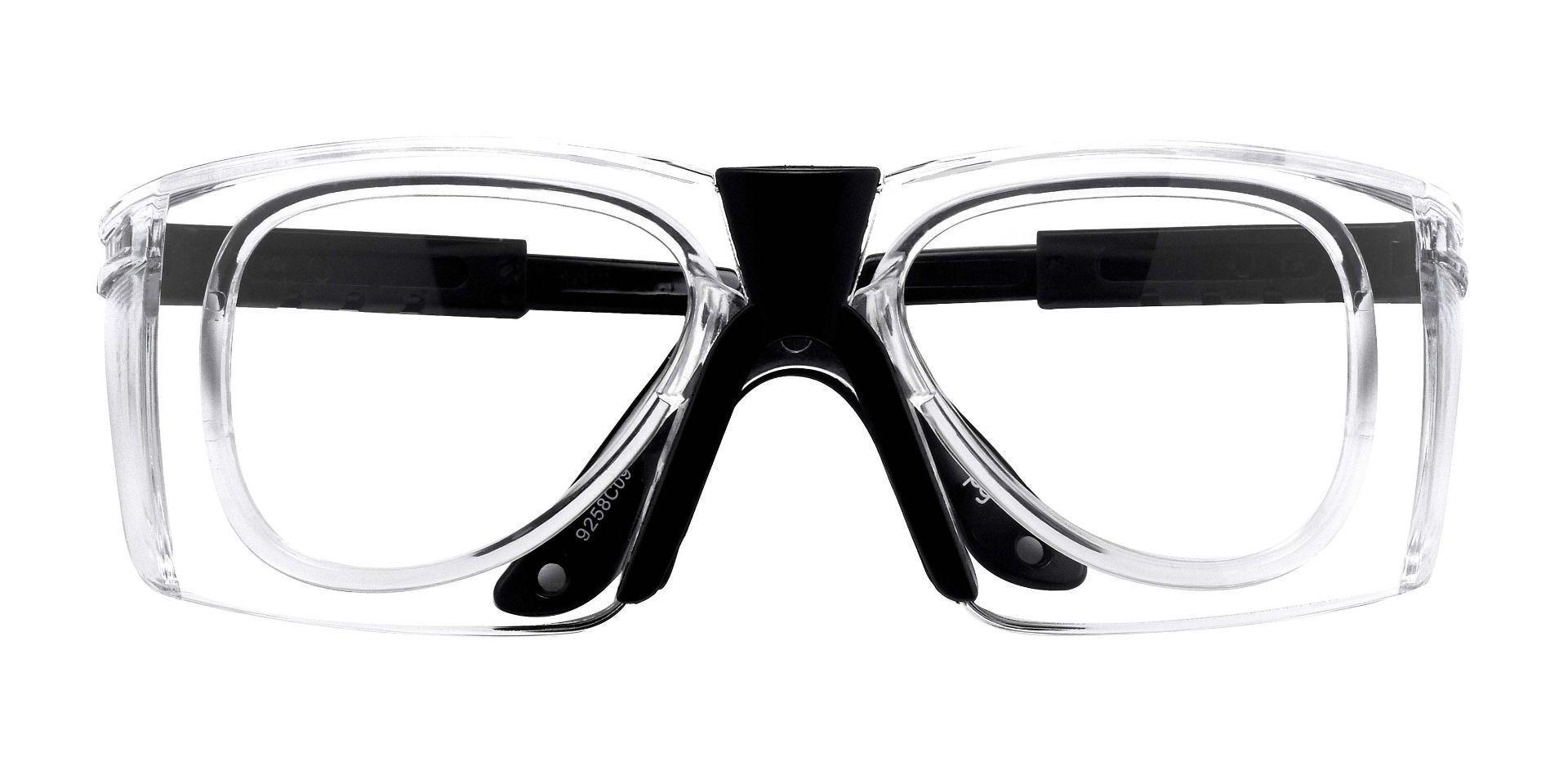 Nelson Sports Glasses Prescription Glasses - Clear