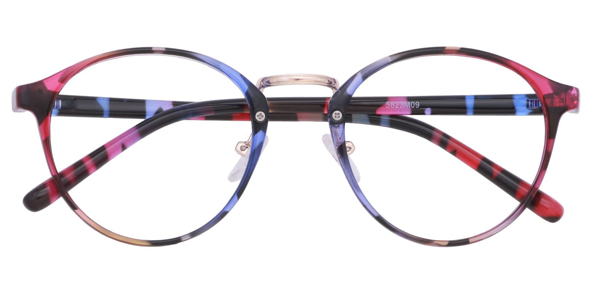 Bloom Oval Prescription Glasses - Two
