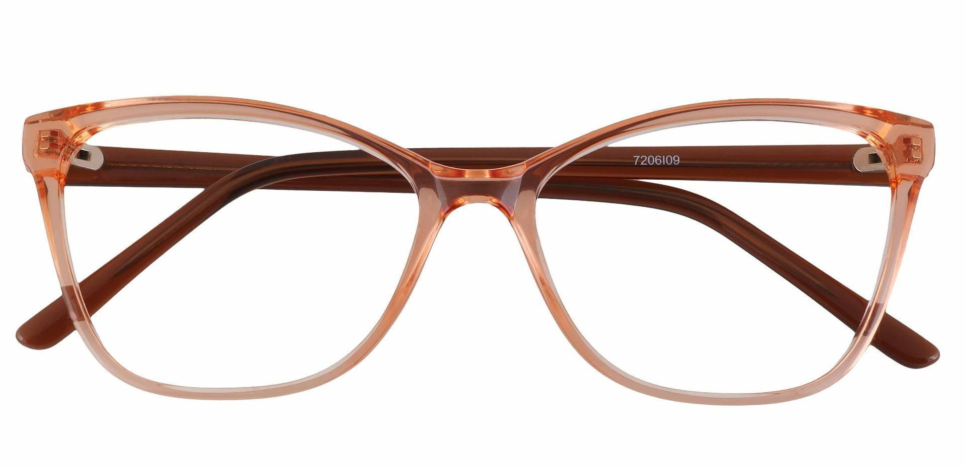 Brynn Cat Eye Prescription Glasses - Pink