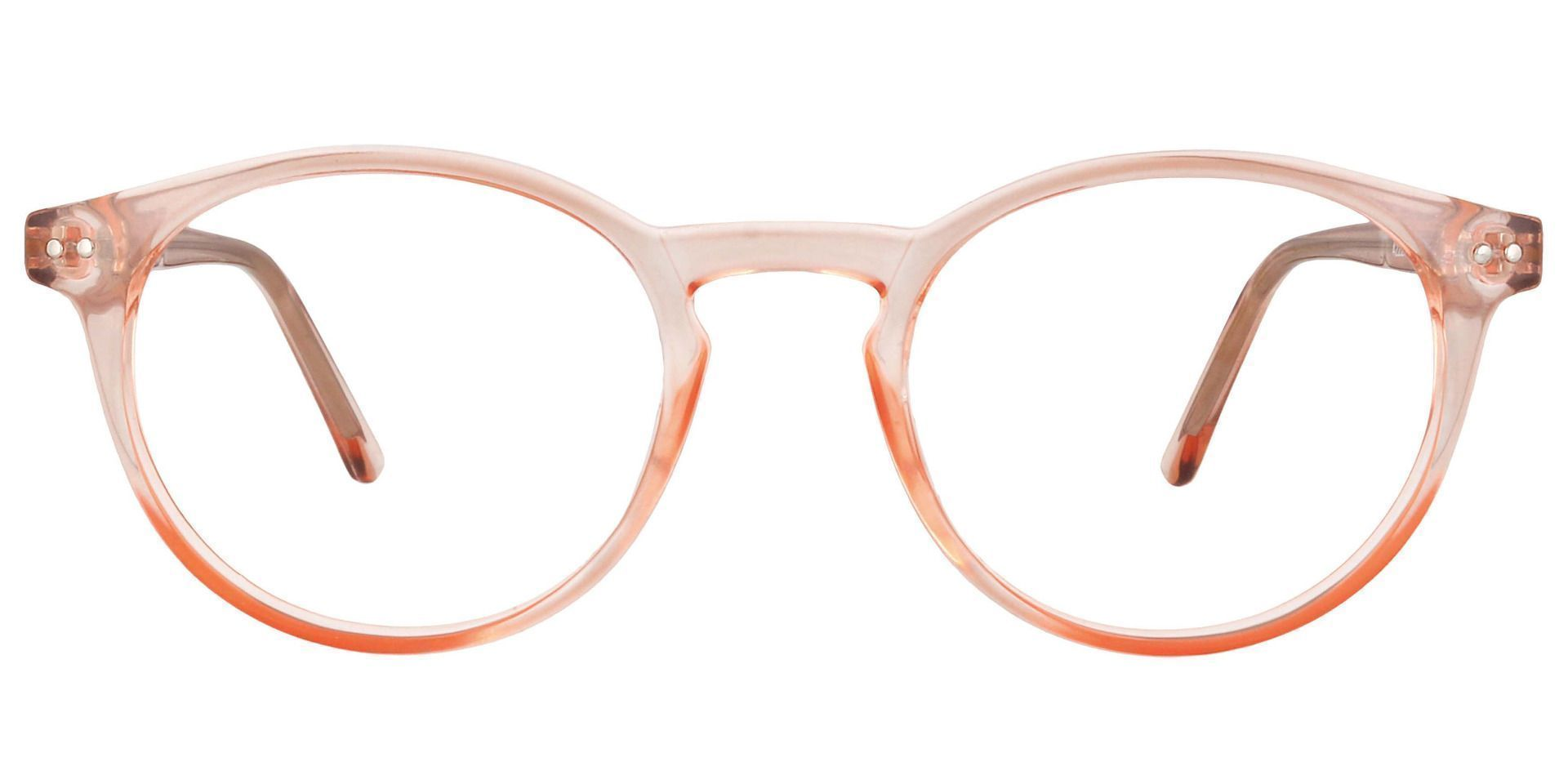 Harmony Oval Prescription Glasses - Pink