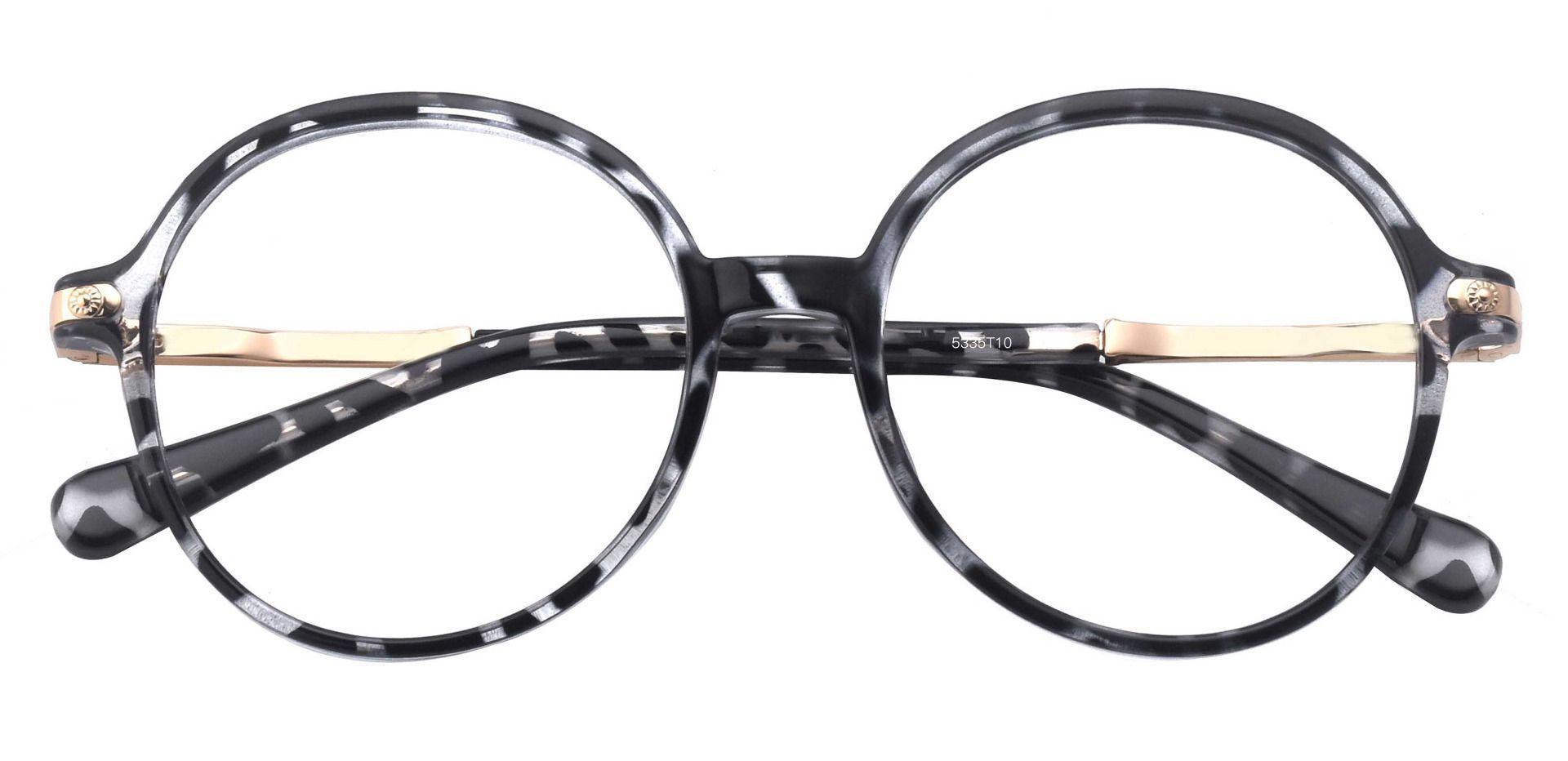 Waldron Round Prescription Glasses - Tortoise