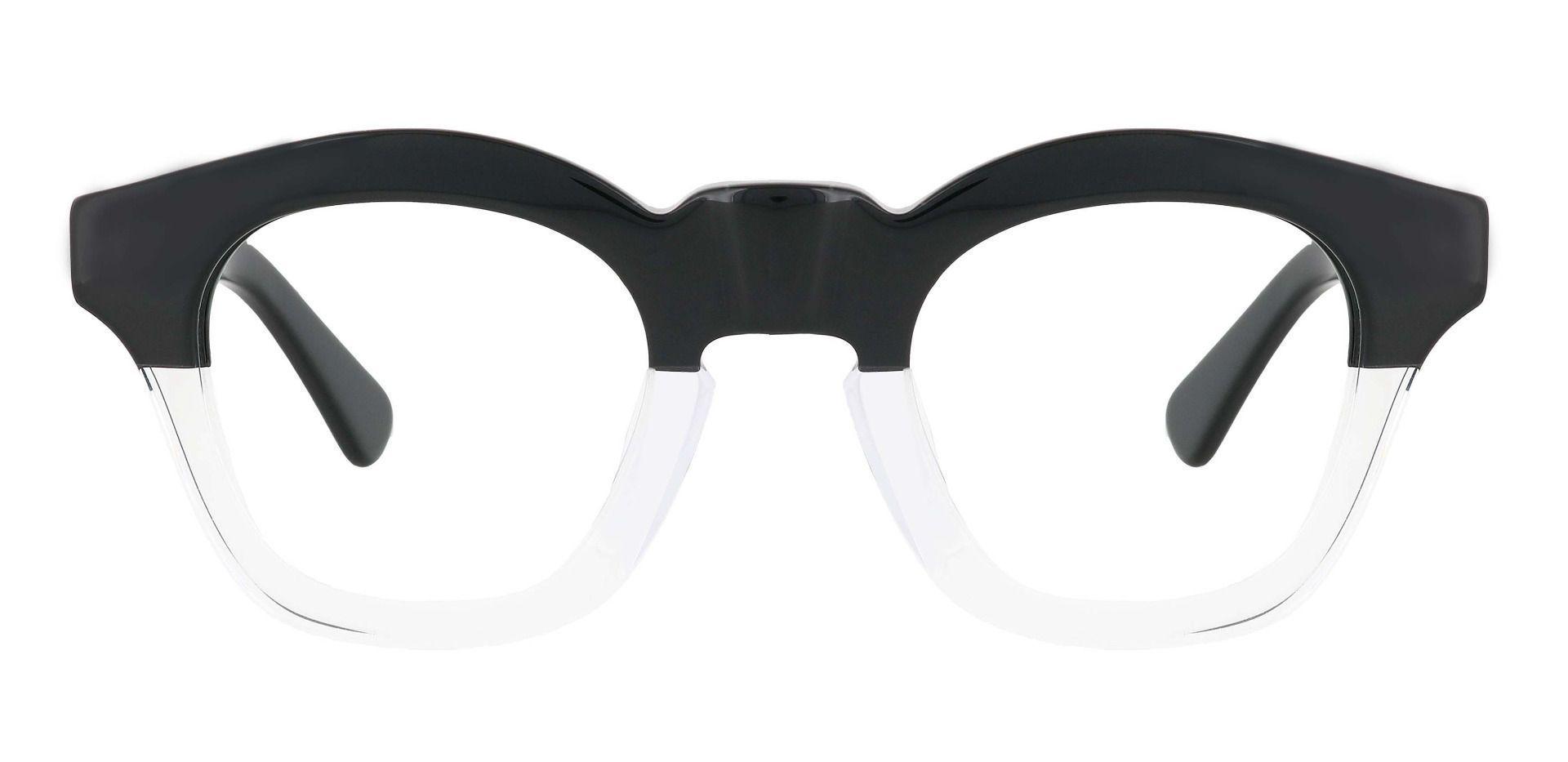 Bolton Square Prescription Glasses - Clear