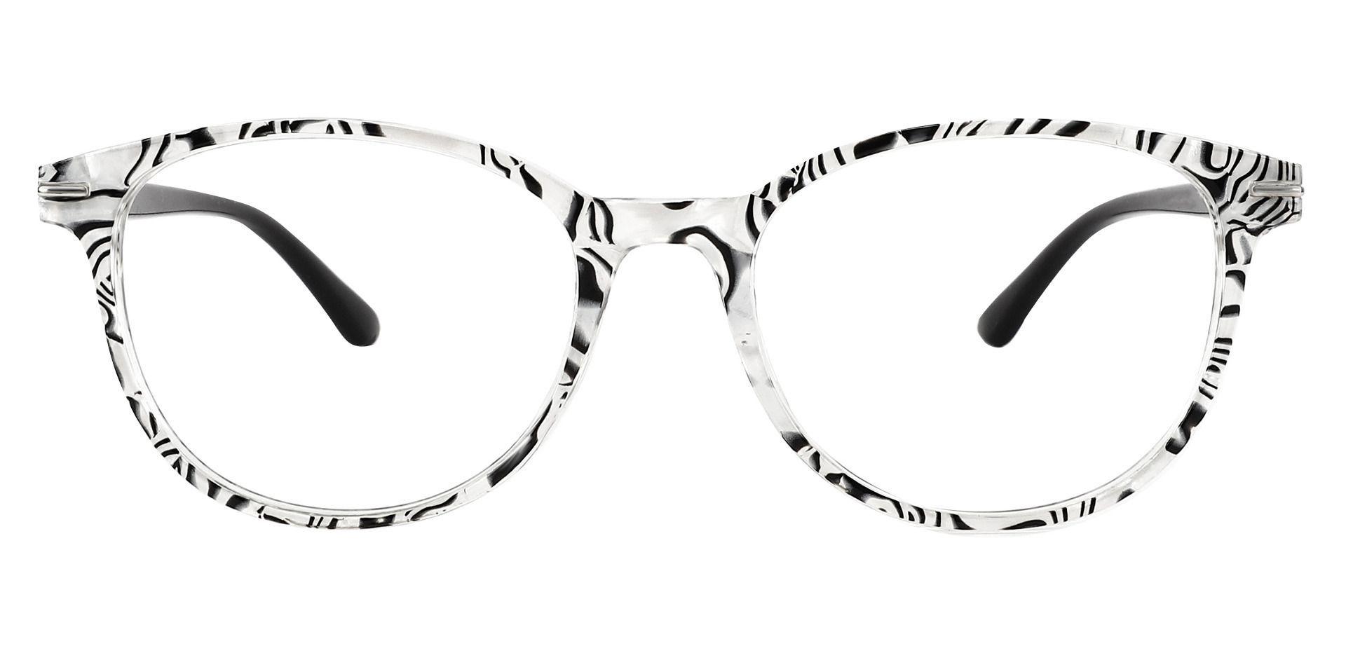 Benton Oval Non-Rx Glasses - Two