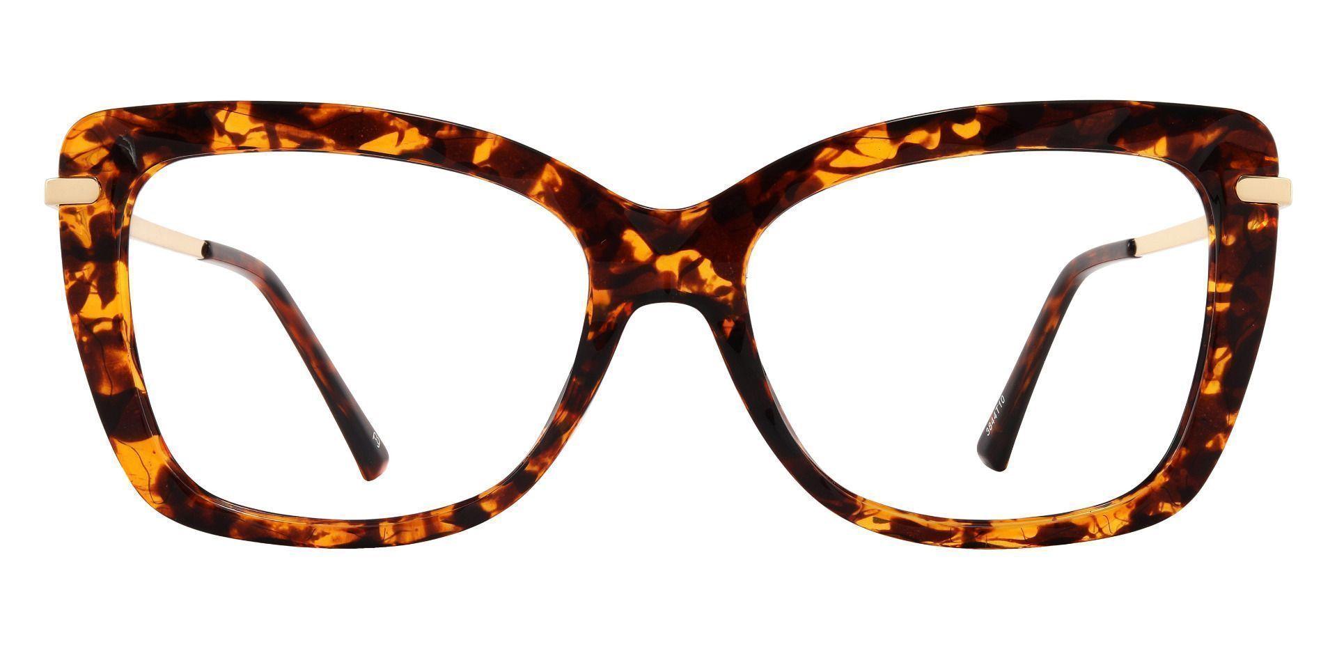 Shoshanna Rectangle Prescription Glasses - Tortoise