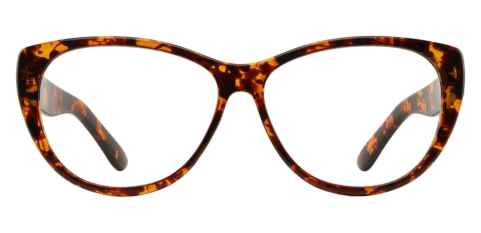 Lynn Cat-Eye Blue Light Blocking Glasses - Tortoiseshell