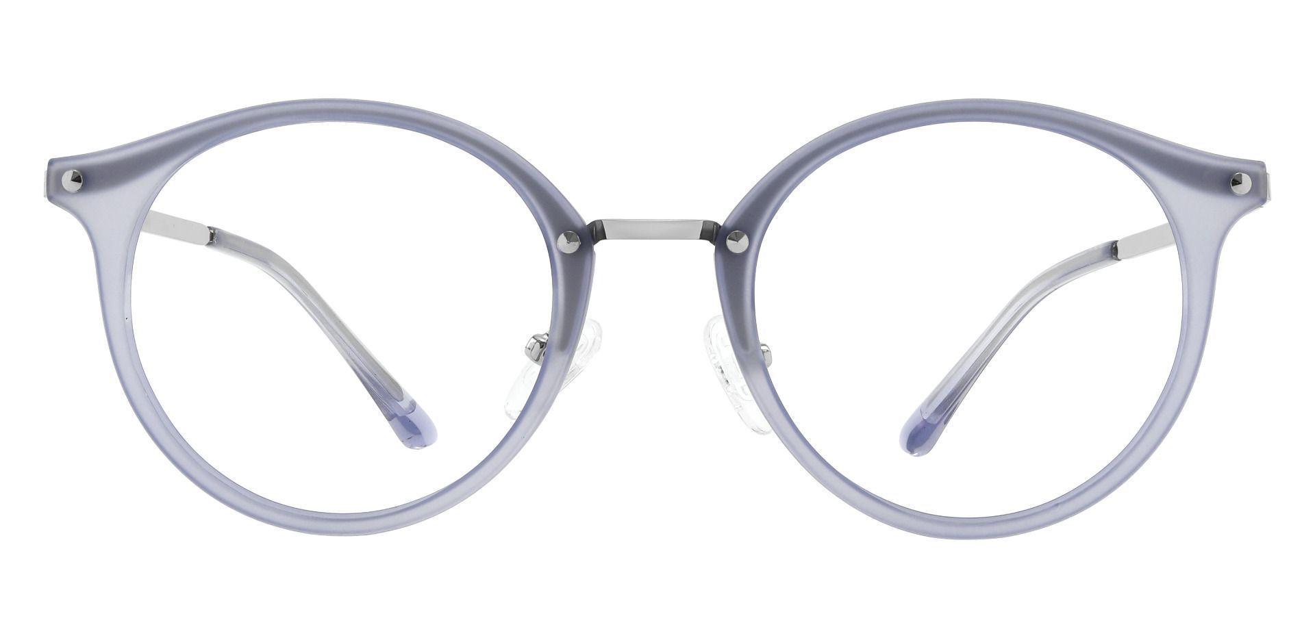 Biloxi Round Prescription Glasses - Purple