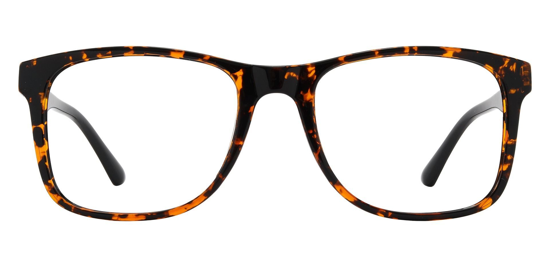 Osage Square Prescription Glasses - Tortoise
