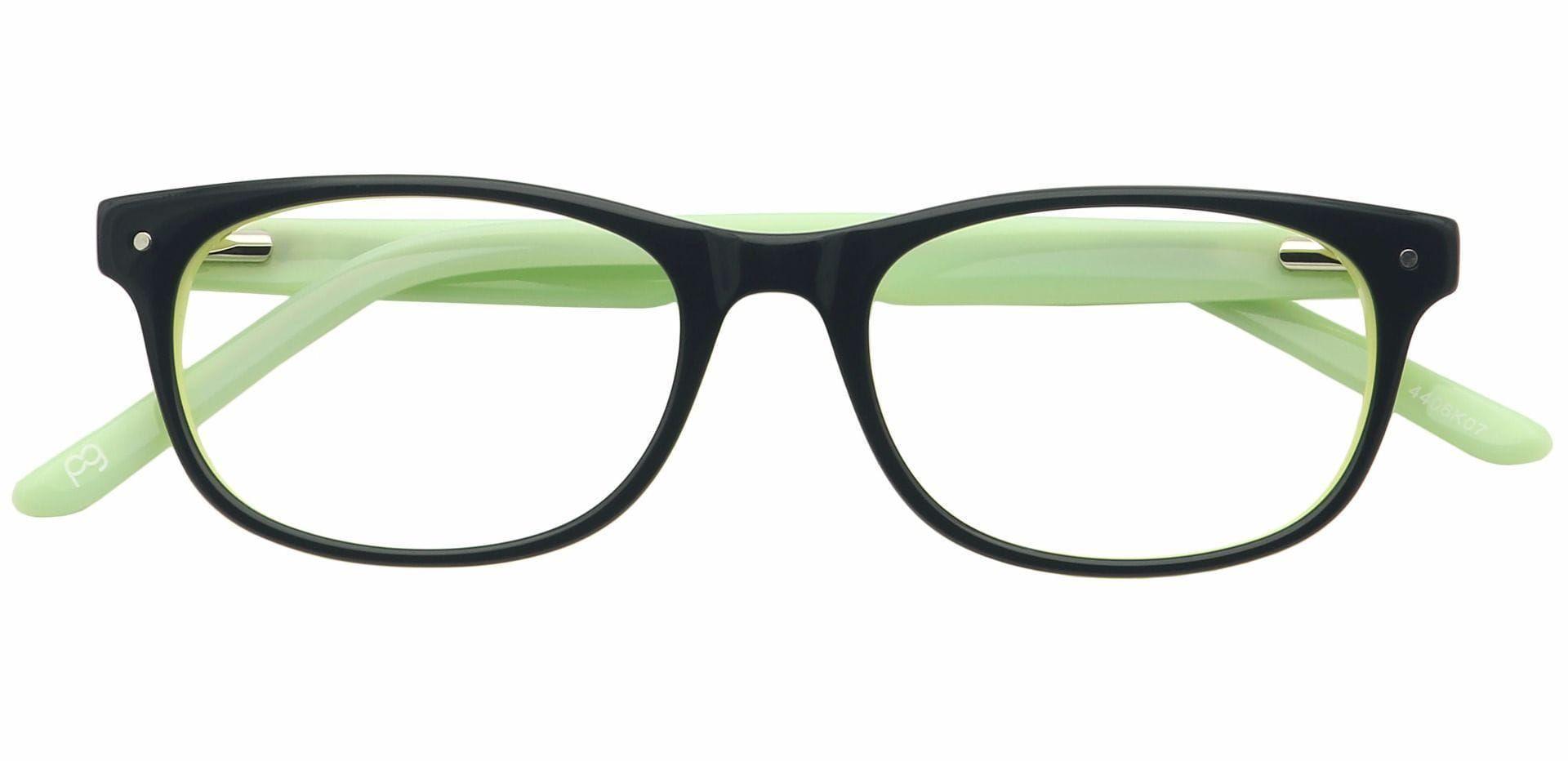 Bonnie Oval Prescription Glasses - Green