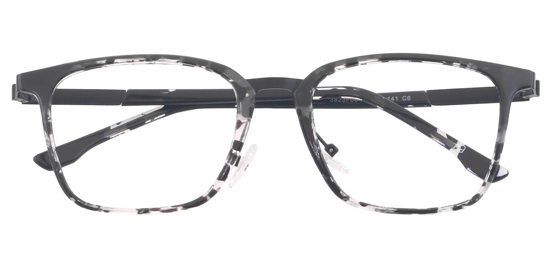 Rigby Oval Reading Glasses - Floral