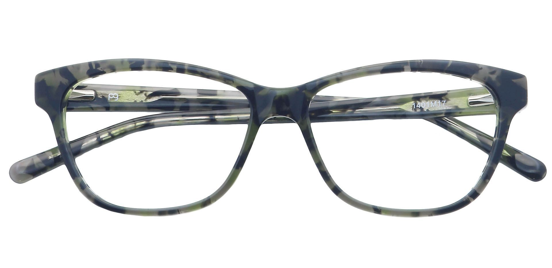 Verve Cat-eye Eyeglasses Frame - Two