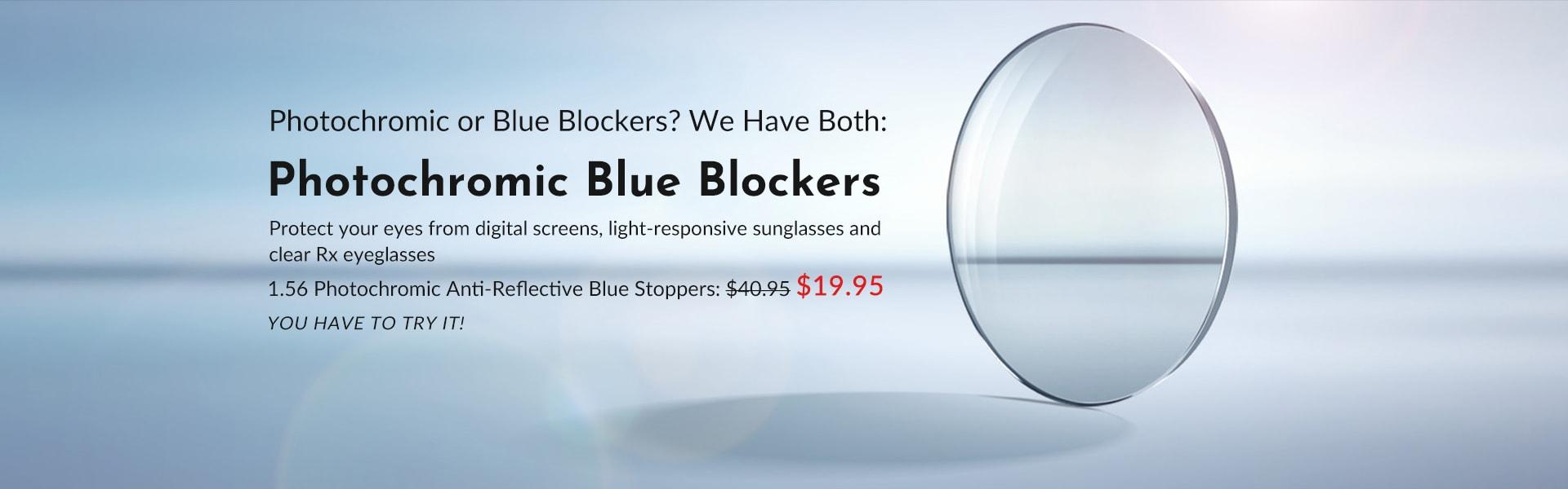 blue blocker
