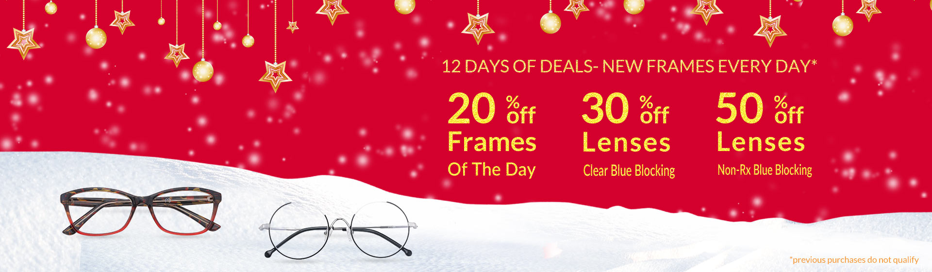 12 Days of Deals-New Frames Every Day