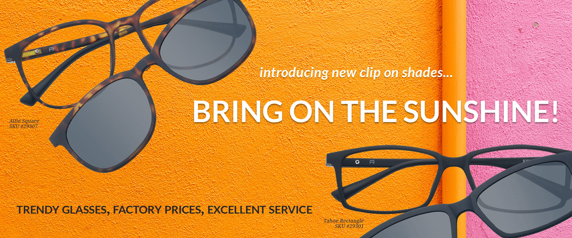 Shop new arrivals and styles at factory prices, only at Payne Glasses!